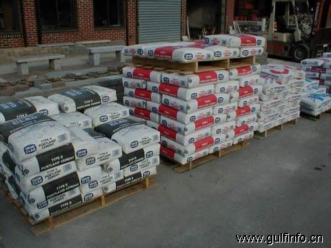 巴基斯坦水泥酝酿涨价