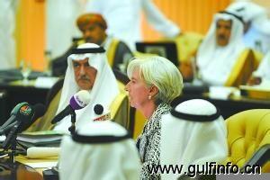 IMF将海合会2014年经济增长调高至4.4%