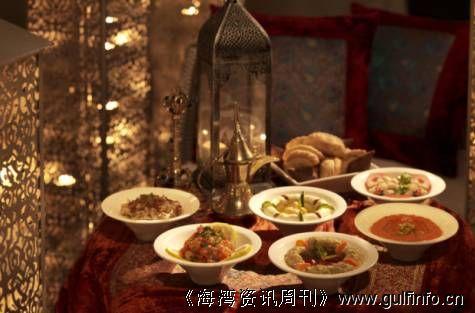 今年的开斋饭,费尔蒙特巴尔酒店的Cui Scene餐厅是个好选择