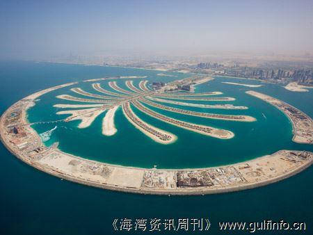 中建成功中标两座棕榈岛Jumeirah酒店项目