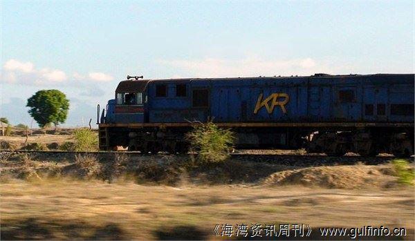 中国路桥公司修建肯尼亚蒙巴萨-内罗毕铁路线