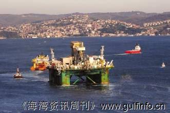 加纳首个深水海上油田明年将出产石油