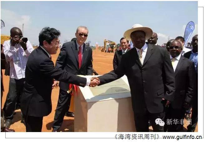 乌干达总统称赞中国支持该国基础设施建设
