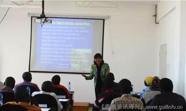 中国农业技术在赞比亚播种致富种子