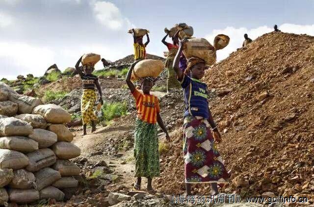 刚果矿产领域现状