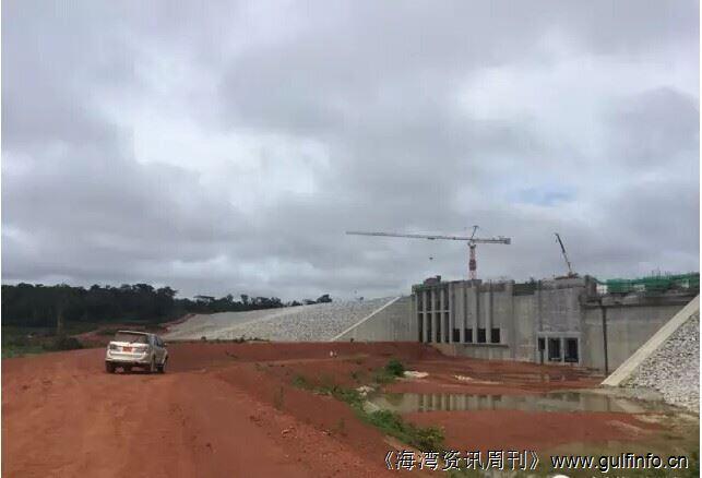 中国公司承建喀麦隆最大水坝缓解喀供电紧张状况