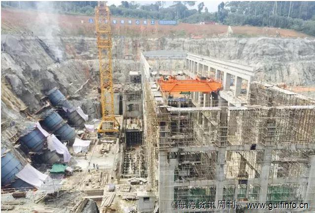 中国公司为喀麦隆建设高质量水电站受喀政府赞誉