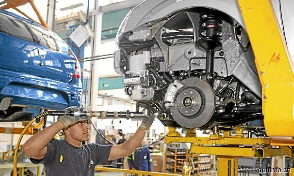 摩洛哥志在成为非洲头号汽车工业强国