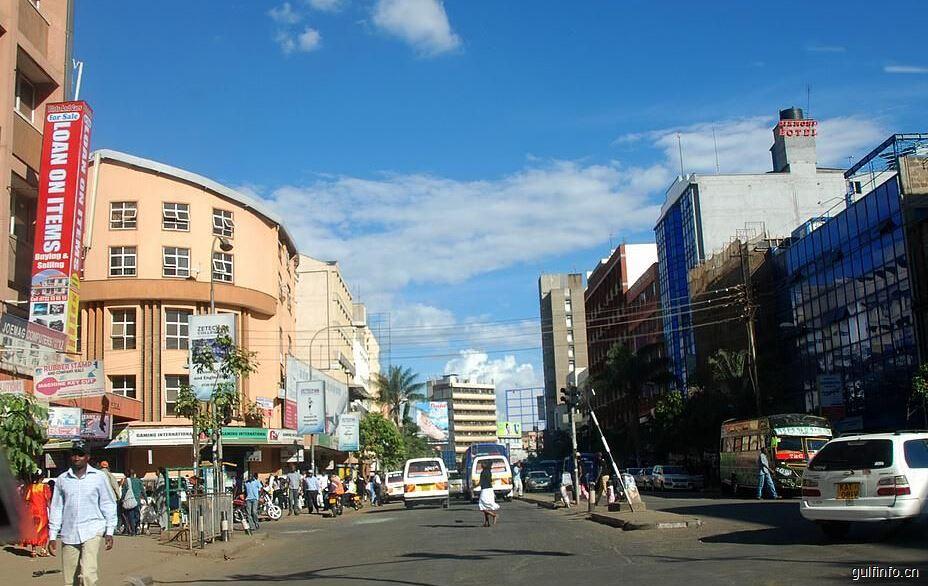 中国如何影响非洲? 肯尼亚肮脏小巷变身商业中心