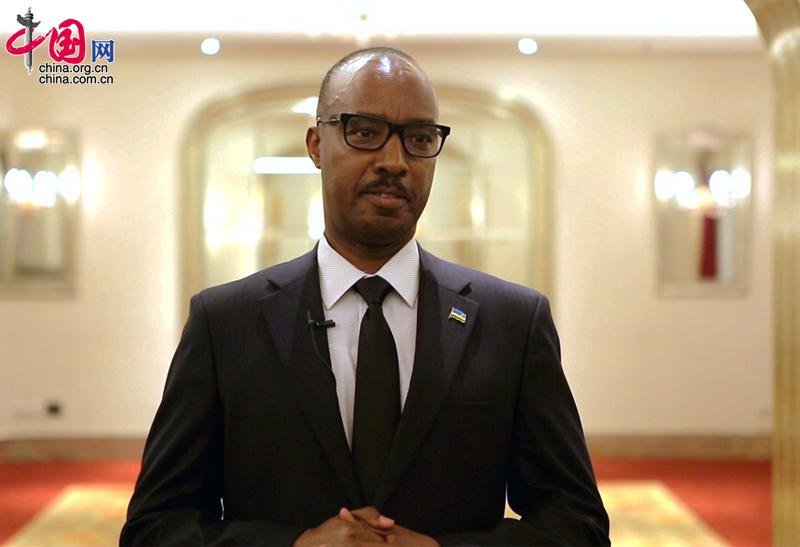 Rwandan ambassador to China: the