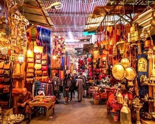 据说,这些东西只能在摩洛哥买到