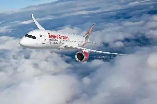 肯尼亚航空10月航班:内罗毕中转飞广州12条航线,广州-非洲17条航线,出入境、退票政策
