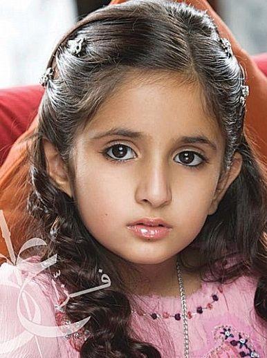 惊艳可爱的公主 迪拜王室小成员图集